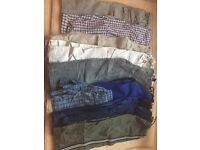 Bundle of boys trousers 5-6 yrs
