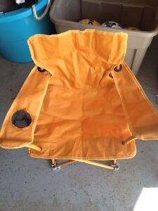 Kids camping chair - chaise de camping pour enfant