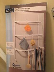 Brand new bathroom shelf (in box) 8dollar