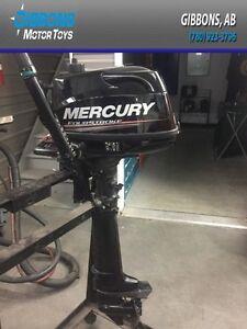2014 Mercury Marine 5 ML Sail