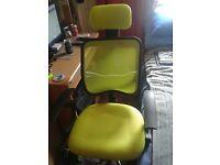Recling computer chair