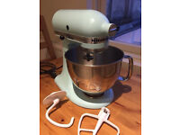 KitchenAid Artisan Mixer (blue glacier)