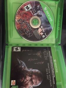 XB1 LORDS OF THE FALLEN  London Ontario image 2
