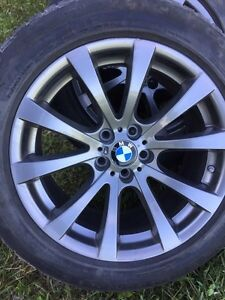 BMW X6 Winter Tires and Rims