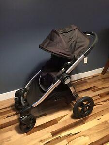Poussette Baby Jogger City Select double