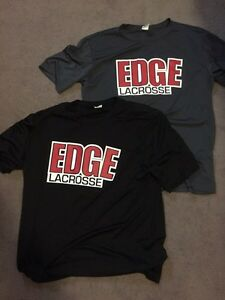 Edge lacrosse shirts