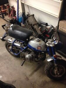 Wanted Honda MINIBIKE in any condition