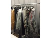 Women's clothing - Job lot over 400 items for £700