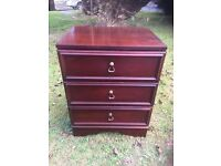 Meredew chest of drawers CAN DELIVER