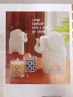 Partylite Elephant set