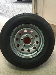 Spare tire for trailer $60