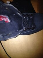 work boots size71/2