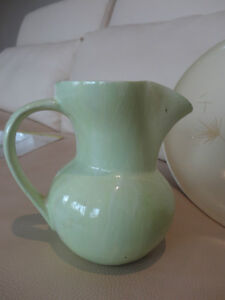 "3 Kitchenware Pieces -Spoon rest, 14"" Serving plate, Pitcher Kitchener / Waterloo Kitchener Area image 6"