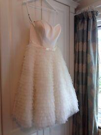 Mooshki Harriet wedding dress size 14