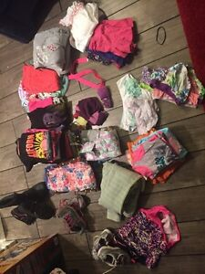Girls clothes size 6x - 8