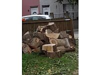 Logs for fire wood