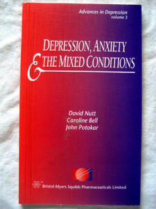Depression Anxiety and the Mixed Condition London Ontario image 1