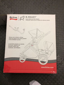 Britax lower infant seat adapter for b ready stroller London Ontario image 2