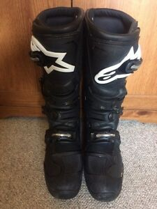 Alpinestars Tech 5 MX boots Mens size 12 like new