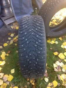 265/60R18 studded winters