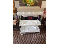 Unisex Baby Changing Table
