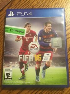 PS4 FIFA 2016 Brand New