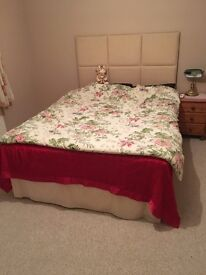 Divan king size bed for sale