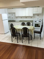 2 BED ROOM BASEMENT APARTMENT