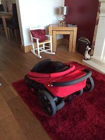 Britax b-agile pushchair