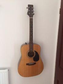 Ozark Electric Acoustic Guitar