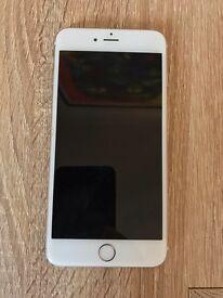Apple iPhone 6 Plus (128 GB) Gold & White