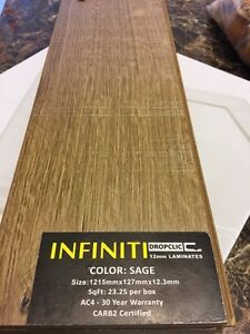12,3 mm LAMINATE With INSTALLATION $2.99 (Free Underlay) Kitchener / Waterloo Kitchener Area image 8