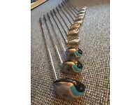 Dunlop 65 golf club set - practically brand new!!