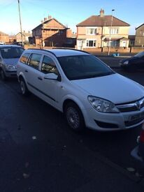 08 plate Astra 1.7tdci