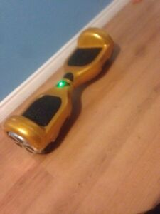 Gold hoverboard  London Ontario image 3