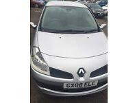 Renault clio 1.2 TCI £3000 o.n.o