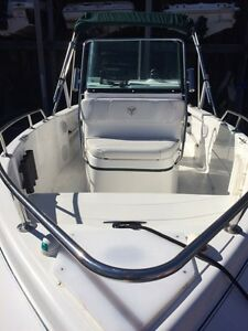 Campion Centre Console with NEW 150hp Mercury Cornwall Ontario image 3