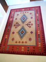 Carpets - Aztec print
