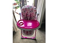 Cosatto dilly dolly highchair