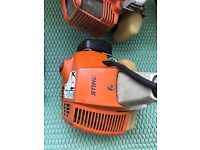 STIHL chainsaw telescope