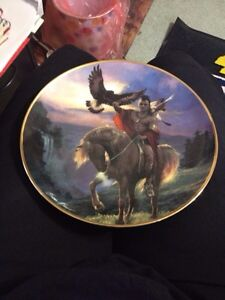 Collector Plate with COA