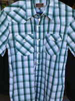 2 Men's Size Med. Shirts