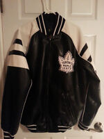 Men's Toronto Maple Leafs Bomber Jacket