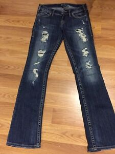 Silver jeans size 28 Cornwall Ontario image 4