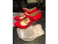Brand new never been worn shoes size 6 1/2