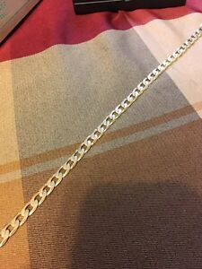 Curb Link gold chain for sale St. John's Newfoundland image 5