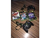 X box controller & games bundle