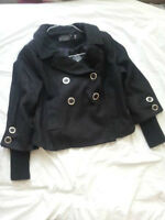 Fall Trench Coat Jacket BRAND NEW WITH tags size Small