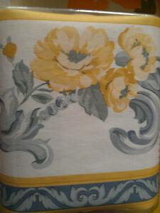 bande de papier peint