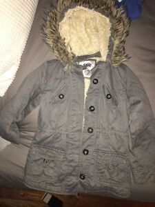 Justice girls jacket size 8